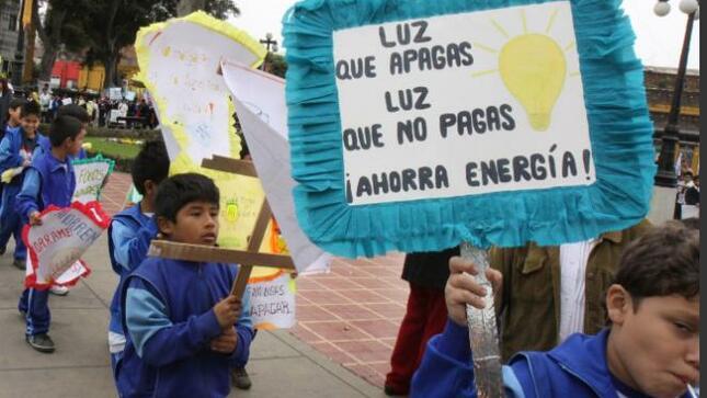 GORE capacitará a docentes por el Día Nacional del Ahorro de Energía