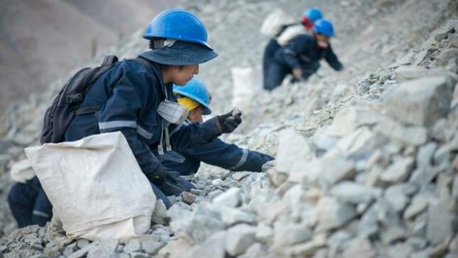 DREM Piura inicia II taller de capacitación responsable para pequeños mineros