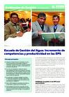 Vista preliminar de documento Escuela de Gestión del Agua: Incremento de competencias y productividad en las EPS