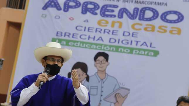 Presidente Vizcarra en Cajamarca: Nuestra prioridad es la salud, educación y recuperación económica de las familias más afectadas por la pandemia
