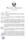 Vista preliminar de documento Proyecto de Decreto Supremo que Aprueba el Reglamento de Gestión y Manejo de Residuos Sólidos de la Construcción y Demolición