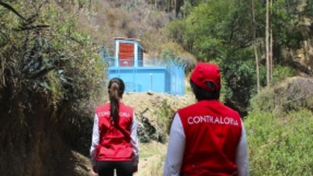 N° 716-2020-CG-GCOC: Identifican irregularidades en buena pro para obra de saneamiento básico en Huaraz