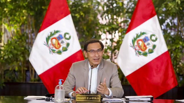 Presidente Vizcarra: Gobierno duplicó presupuesto para atender la salud mental de los peruanos e impulsa la creación de centros comunitarios a nivel nacional