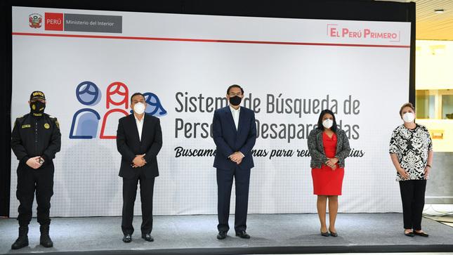 Gobierno puso en funcionamiento el Sistema de Búsqueda de Personas Desaparecidas