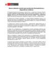 Vista preliminar de documento FORMULARIO: NUEVO ALMACÉN CENTRAL PARA PRODUCTOS FARMACÉUTICOS Y DISPOSITIVOS MÉDICOS