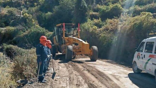 Gobierno regional de Arequipa arranca reactivación económica con el reinicio de obra en Pampacolca, Castilla.