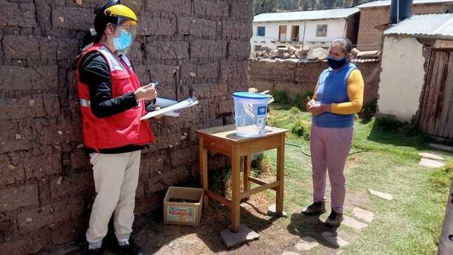 CAMPAÑA DE EMPADRONAMIENTO EN LOS CENTROS POBLADOS DE MANTA, CHAYNABAMBA Y PAMPAHUASI EN LA REGIÓN HUANCAVELICA