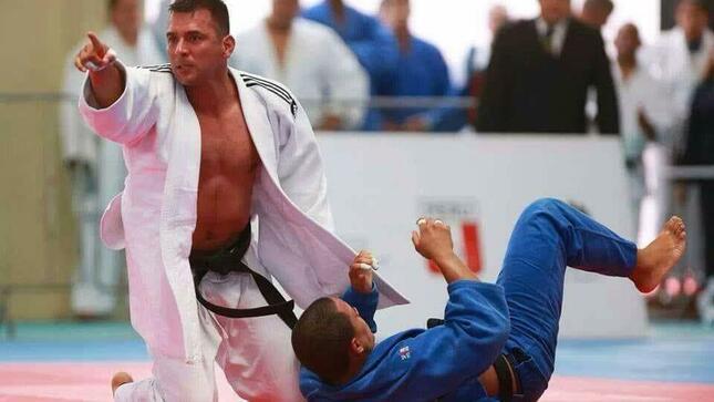 """Frank Alvarado: """"El Judo Peruano se ha convertido en un equipo ganador"""""""