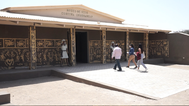 Reabrió sus puertas el Museo Chotuna – Chornancap