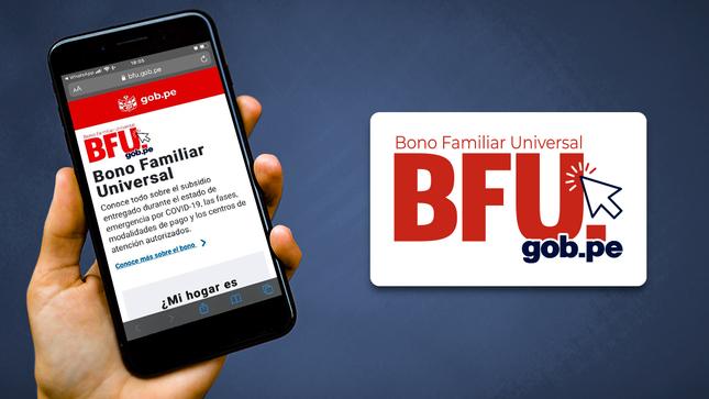 MTPE: Más de 25 millones de visitas registra plataforma digital del Bono Familiar Universal