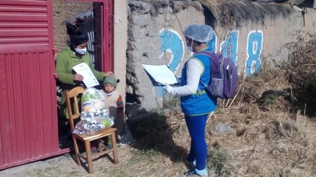 Cuna Más organizó mesa técnica sobre alimentación de niñas y niños menores de 36 meses de edad en el contexto de emergencia por Covid-19