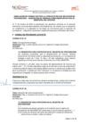 Vista preliminar de documento Compras a MYPErú: Absolución de consultas para la selección de proveedores - Adquisición de prendas complementarias - NEC MININTER