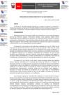 Vista preliminar de documento Texto único de procedimientos administrativos (TUPA) de la Superintendencia Nacional de Educación Superior Universitaria