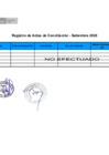 Vista preliminar de documento INF-ACT-Actas de Conciliación setiembre 2020