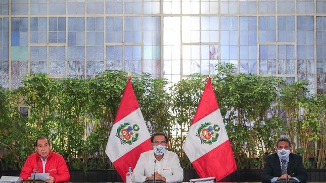 Ejecutivo presenta diseño de Política Nacional de Transformación Digital para incrementar el ejercicio de ciudadanía digital peruana