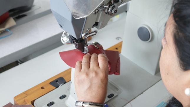 ITP: Sector cuero y calzado de Lima fortalece su producción a través del uso de vales tecnológicos gratuitos