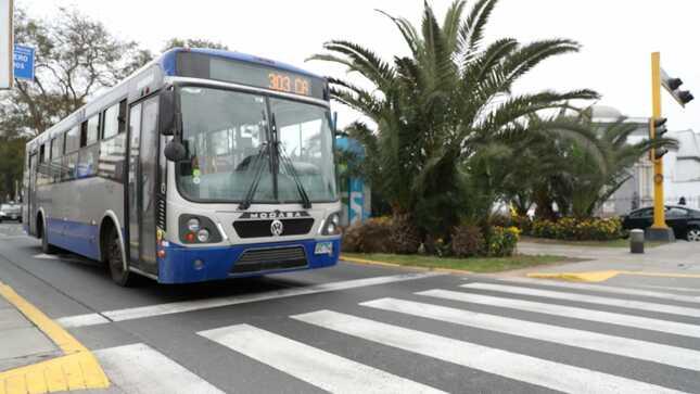 Conozca el plan de desvío de los corredores Azul y Morado por el cierre de las avenidas Arequipa y Brasil los domingos