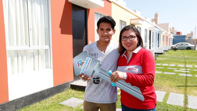 Más de 58 mil viviendas a nivel nacional cuentan con el Bono Mivivienda Verde