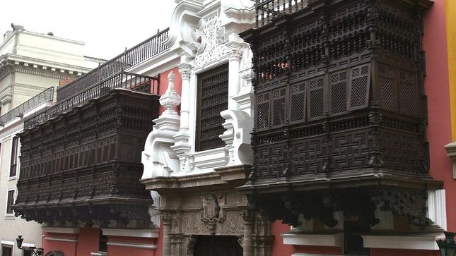 El Palacio de Torre Tagle / Sede del Ministerio de Relaciones Exteriores del Perú