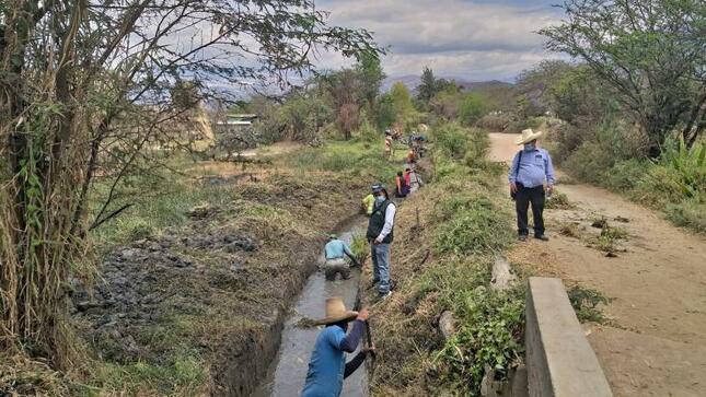 Promueven el uso responsable del agua para mitigar efectos del déficit hídrico en Cajamarca