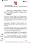 Vista preliminar de documento Texto Único de Procedimientos Administrativos (TUPA) de la Sutran