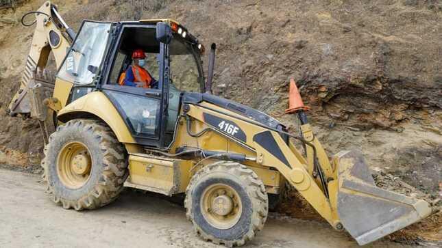 Huánuco: 74 % de los caminos vecinales incluidos en el programa Arranca Perú ya se encuentran en ejecución