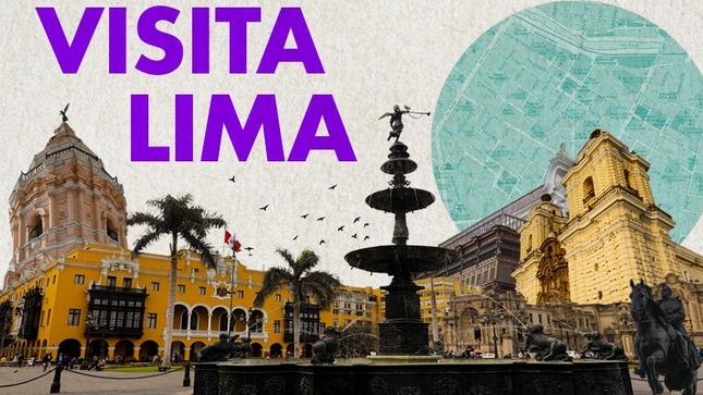 """Difusión de la revista """"Visita Lima"""""""