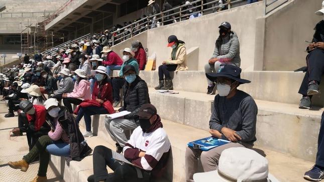 Defensoría del Pueblo: Universidad Nacional del Altiplano de Puno debe aclarar cambios en lista de ingresantes