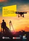 Vista preliminar de documento Peru´s mining and metals investment Guide 2020/2021