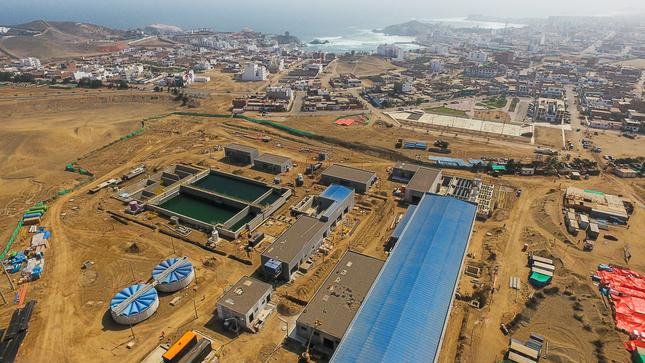 MVCS cuenta con cartera de proyectos de plantas desalinizadoras que beneficiarán a tres regiones