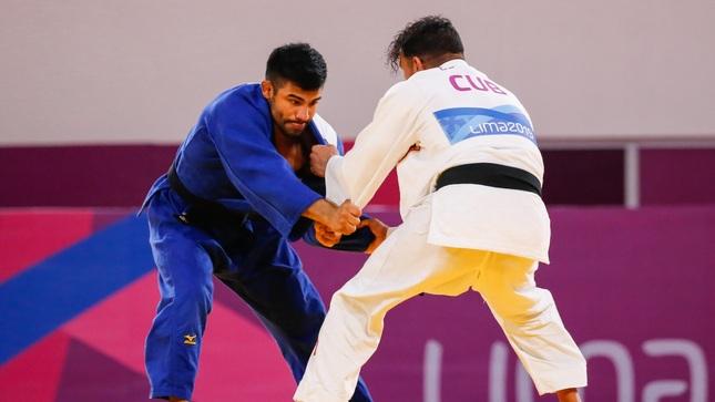 """Alonso Wong: """"El judo peruano ha mejorado muchísimo en los últimos años"""""""