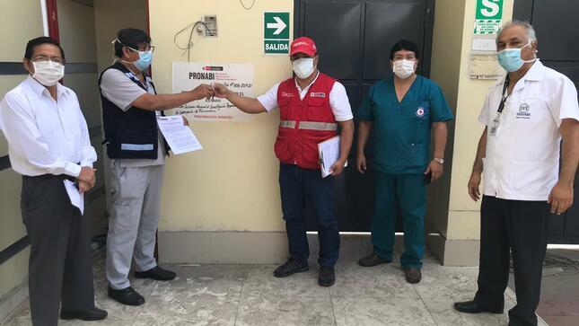 Pronabi entrega más de 250 bienes a diversas entidades públicas del país
