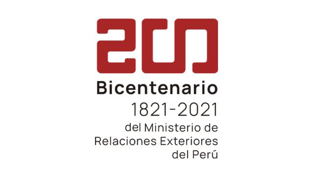 Se lanza primer libro conmemorativo y nuevo logo del programa por el Bicentenario de la Cancillería