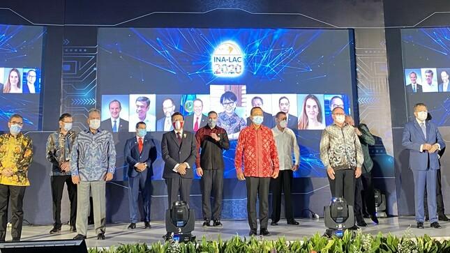 EL PERÚ PARTICIPA EN EL FORO DE NEGOCIOS INDONESIA-AMÉRICA LATINA Y EL CARIBE (INA-LAC) EN YAKARTA