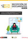 Vista preliminar de documento Recepción de documentos virtual
