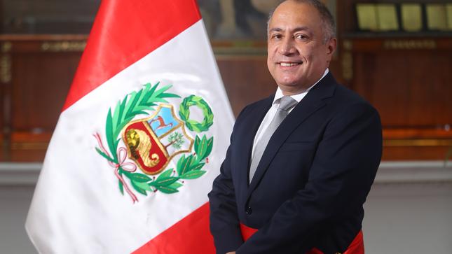 Javier Palacios es el nuevo ministro de Trabajo y Promoción del Empleo