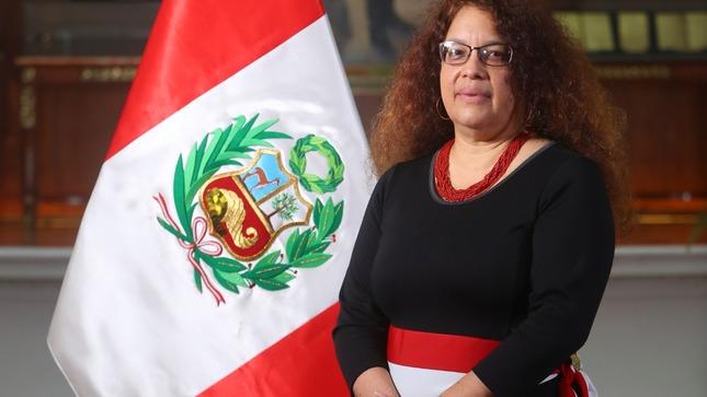 Silvana Vargas asumió como ministra de Desarrollo e Inclusión Social