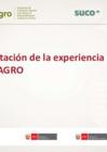 """Vista preliminar de documento Feria de Experiencias: Mesa técnica """"Formación basada en competencias a distancia"""" (Diapositivas)"""