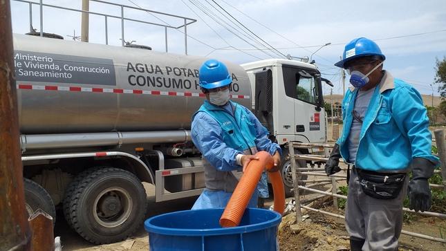 """Banco Mundial y OTASS lanzan campaña """"Guerreros por el Agua"""""""