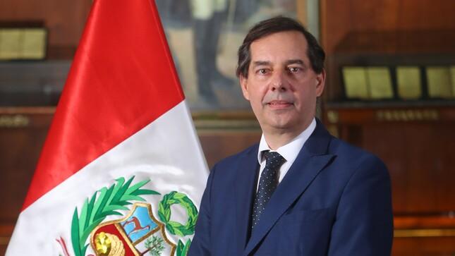 Jaime Gálvez Delgado es el nuevo ministro de Energía y Minas
