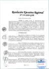 Vista preliminar de documento Texto Único de Servicios no Exclusivos - TUSNE de la Dirección Regional de Agricultura del Gobierno Regional de Lima