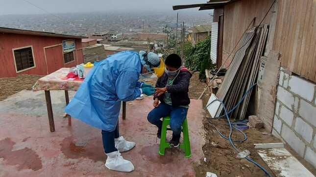 Minsa inicia estudio de prevalencia de COVID-19 en Lima y Callao para determinar factores de riesgo