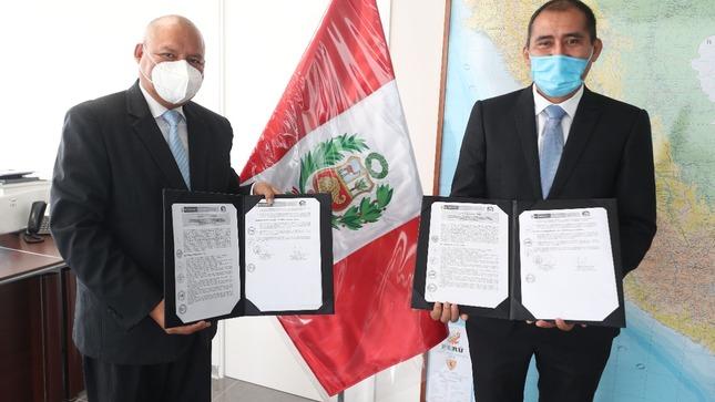 Áncash: Minsa brinda asistencia técnica para sacar adelante proyecto del Hospital Regional de Huaraz