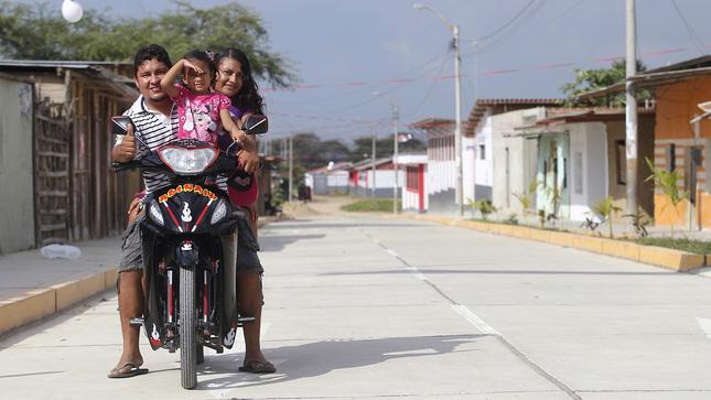 Tumbes: Ministerio de Vivienda inicia obras de infraestructura vial en Villa Puerto Pizarro