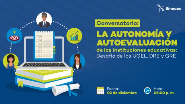 Presentan lecciones de autoevaluación institucional en conversatorio virtual