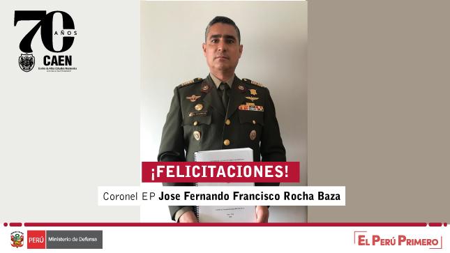 Sustentación virtual de tesis - Jose Fernando Francisco Rocha Baza