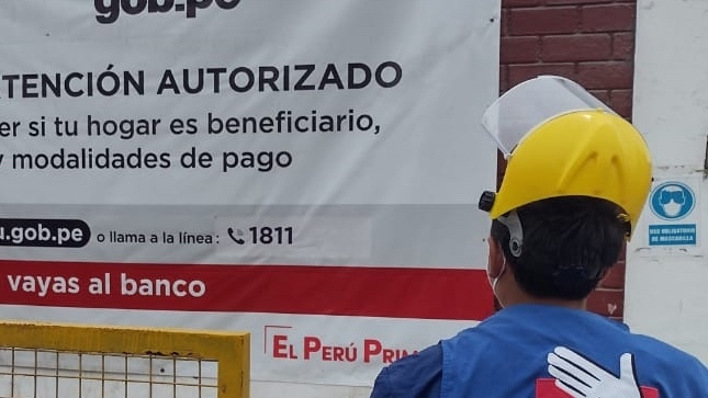 Defensoría del Pueblo: centros del Bono Familiar Universal en Lima Sur deben mejorar la atención de ciudadanía