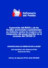 Vista preliminar de documento Supervisión del RUVA y de las scalías provinciales especializadas en violencia contra las mujeres y los integrantes del grupo familiar en el contexto del COVID-19