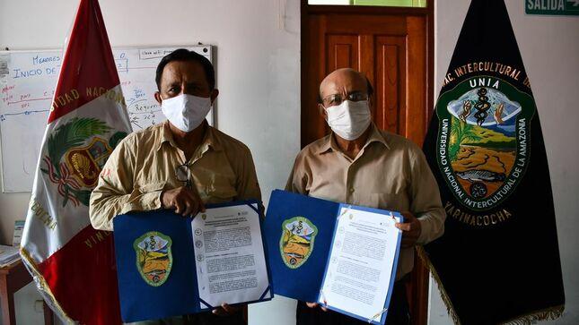 Parque Nacional Alto Purús y UNIA se unen por la conservación y desarrollo sostenible de pueblos indígenas de Ucayali