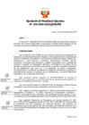 Vista preliminar de documento Plan Operativo Institucional (POI) 2020 II Modificación